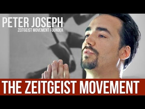Peter Joseph - The Zeitgeist Movement | London Real
