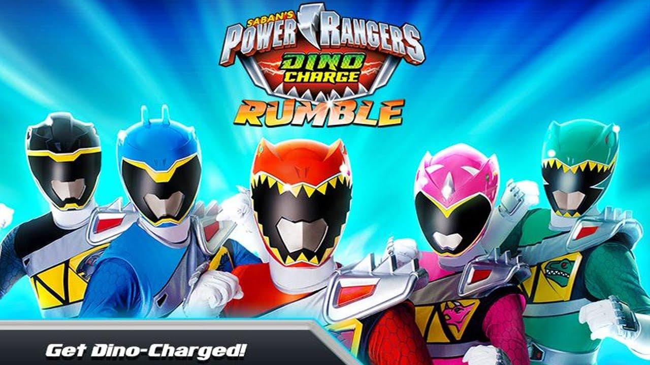 Power rangers dino charge rumble full gameplay hd youtube - Power rangers ryukendo games free download ...