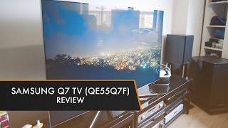 Samsung Q7 TV (QE55Q7F)   Review