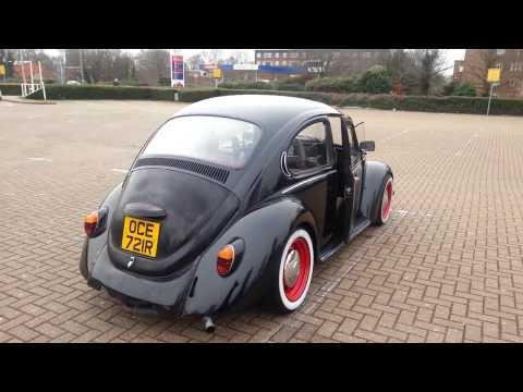 Slammed Beetle 77' London UK