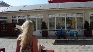 Отдых в Витязево, гостевой дом Золотой Клён(Гостевой дом