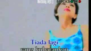 Mayang Sari -Nothing Left (Tiada Lagi)- English Subtitle