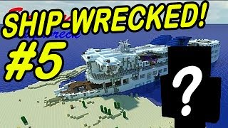 "Minecraft | SHIPWRECK! | ""The Mysterious Captain"""