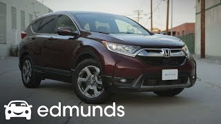 2017 Honda CR-V Model Review