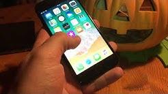 Apple iphone 8 zurücksetzen und iCloud Sperre deaktivieren iPhone Werkseinstellungen Anleitung