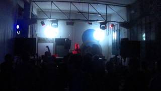 Binome (Stabfinger Vs Funny Ox)@Bunker To Expedisound Torino 17-05-2014 (Part 1)