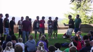 Guys Skit - Houseboats 2013