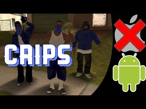 Crips Mod For Grand Theft Auto San Andreas