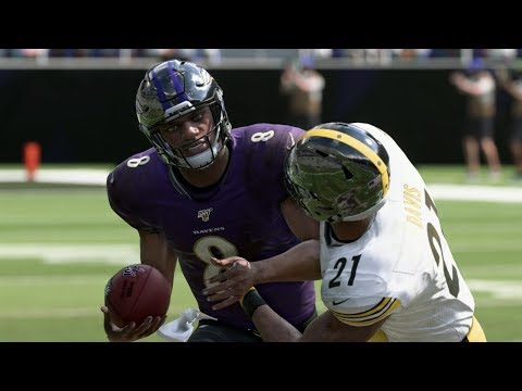 madden-20-gameplay---baltimore-ravens-vs-pittsburgh-steelers-(madden-nfl-20)