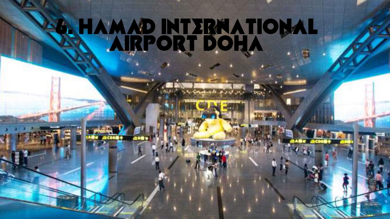 Top Most Beautiful Airport In The World YouTube - 10 most beautiful airports in the world