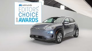 2019 Hyundai Kona Electric: The Best EV | 2019 Edmunds Editors' Choice