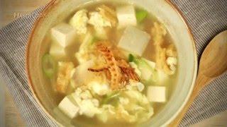 북어국 - dried pollack soup