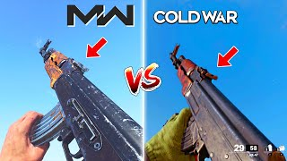 Is Black Ops Cold War a DOWNGRADE compared to Modern Warfare?