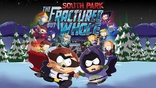 South Park™: The Fractured But Whole™ Прохождение Обзор На русском Соус Парк  Путь война! №1