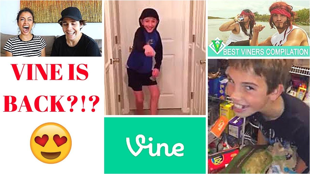 RECREATING VINES BECAUSE VINE 2 IS COMING BACK RIP COMPILATION