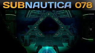 🌊 SUBNAUTICA [078] [Noch ein außerirdisches Portal] Let's Play Gameplay Deutsch German thumbnail