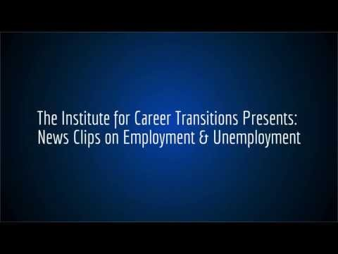 ICT Presents: News Clips on Employment & Unemployment