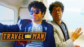 Richard Ayoade's Motion Sickness | Travel Man