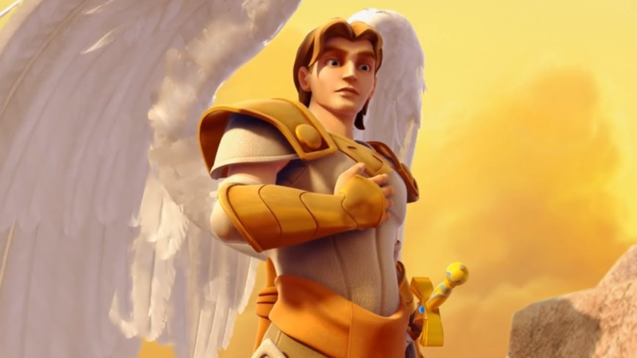 SUPERBOOK FR Saison 1 Episode 1 - L'univers en un mot !