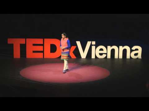 What if we could clean waste water with corn cobs?   Lalita Prasida   TEDxVienna