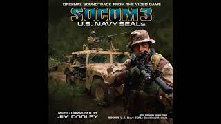 SOCOM 3 OST Track 81 Armory or Mission Loadout Theme
