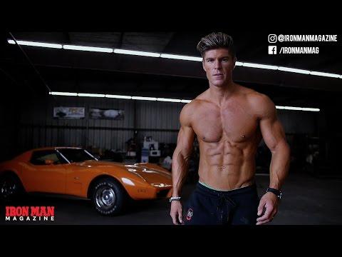 One of Australia's Most Shredded?  - Australian Fitness Model Mark Robinson