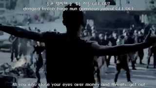 B.A.P - BADMAN MV [ENGSUB + Hangul + Romanized Lyrics] HD 720p