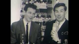 Bobby Curtola Coca Cola Interview with John Pozer - Ottawa 1964