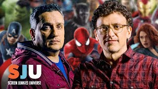The Russo Brothers Regret Filming Avengers Back to Back - SJU