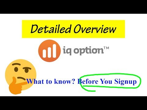 IQ Options Full Information Before Sign up Trading Tips Binary Digital CFD Options ETFs Forex Stocks