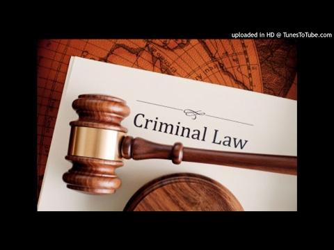 Crw 2602 - - Criminal law . specific crimes. unlawfulness
