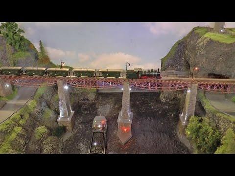 Manchester Model Railway Exhibition 2016