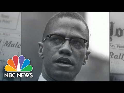 Documentary-Raising-New-Questions-About-Who-Killed-Malcolm-X-NBC-Nightly-News