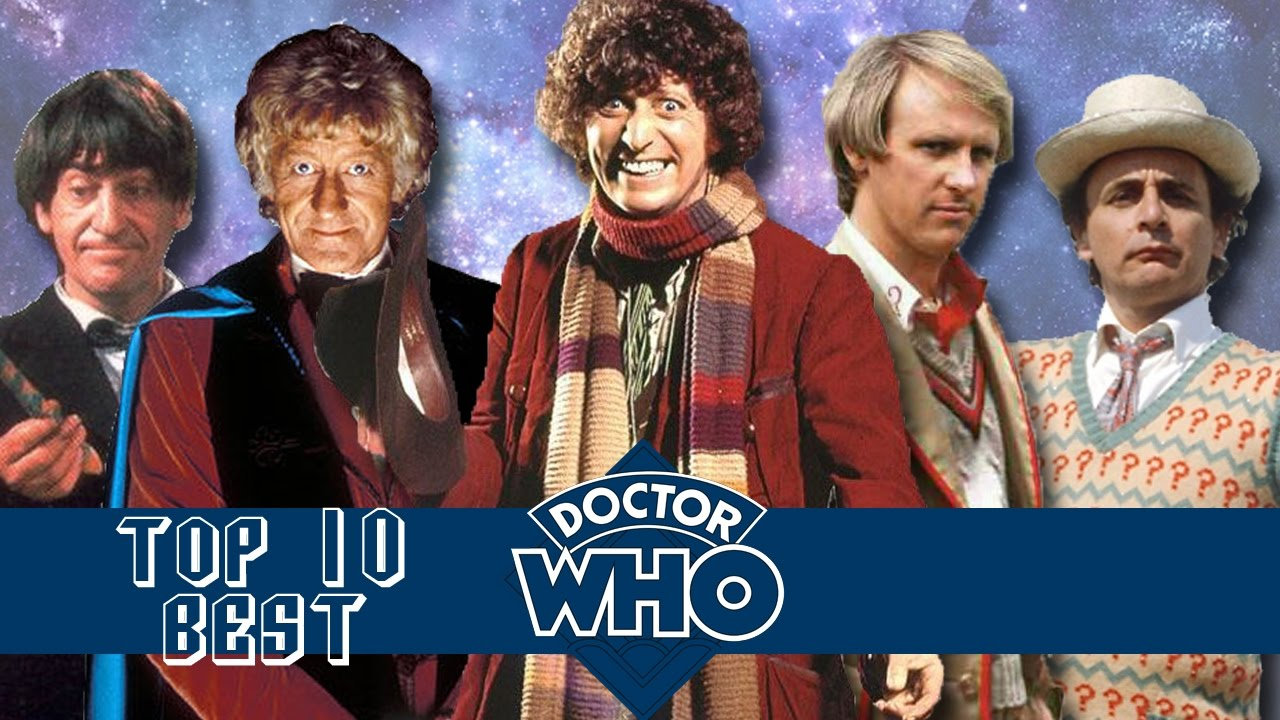 top 10 best doctor who stories classic series youtube