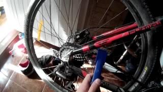 Обзор щетки для ухода за велосипедом (куплено на banggood.com)(Отличный инструмент для чистки и ухода за вашим двухколесным конем. Ниже в описании - ссылка на магазин...., 2016-05-26T12:08:16.000Z)