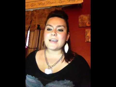 Ahora Resulta- Voz de Mando cover Kimberly