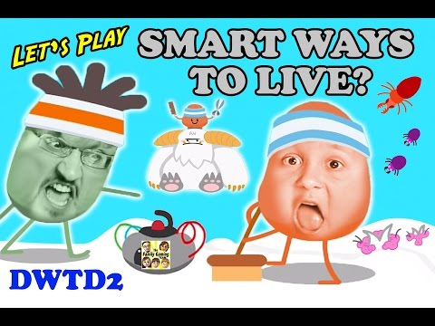 Thumbnail: Smart Ways to Live?? w/ FGTEEV Duddy & Son! Family Friendly!?!!?!!?!? (Dumb Ways To Die 2 Gameplay)