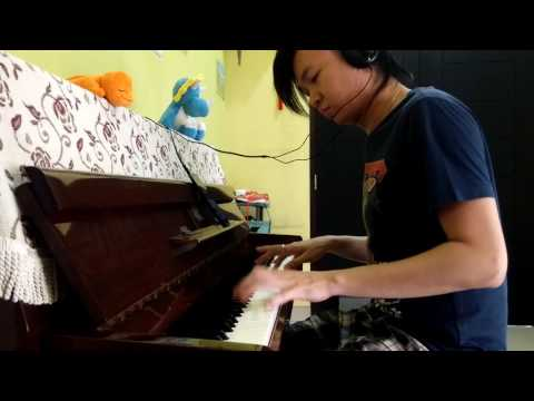 DragonForce - Ashes of the Dawn [piano cover]
