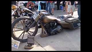 Gambar cover Hot Bike Tour Day 5 DK Custom Products Riding to Bettendorf, IA