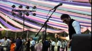 Ajay Bharti playing song,,,,.ishq karu ya karu ibadat