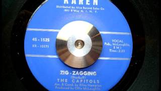 "The Capitols ""Zig-Zagging"""