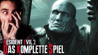 DAS KOMPLETTE SPIEL DES JAHRES | Resident Evil 2 Remake [RE2] (Deutsch/German)