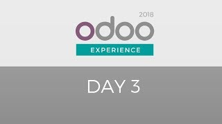 Odoo Experience 2018 - Key Points to Consider While Migrating from Other eCommerce Platforms