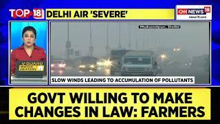 India's COVID Tally Crosses 96 Lakh Mark   Top 18 News   CNN News18