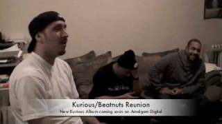 "Kurious & The Beatnuts ""II"" Amalgam Digital"