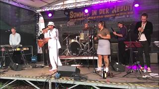 MONTY NEYSMITH with CLARA BYRNE & The Magic Touch ~ Riverside Stomp 2018