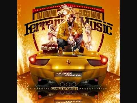 Gucci Mane feat Cam Ron Vado  Speaking in Tongues Ferrari Music 2010