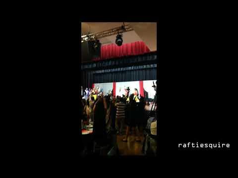 John Abraham Dances (RARE) - Charity Dinner - Sydney Australia