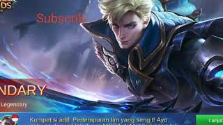 Baru DJ MOBILE LEGEND OF THE DAY 2018