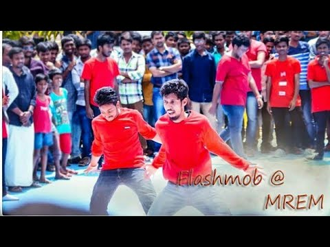 FLASHMOB || 2017 @ MALLA REDDY ENGINEERING COLLEGE AND MANAGEMENT SCIENCES (MREM)